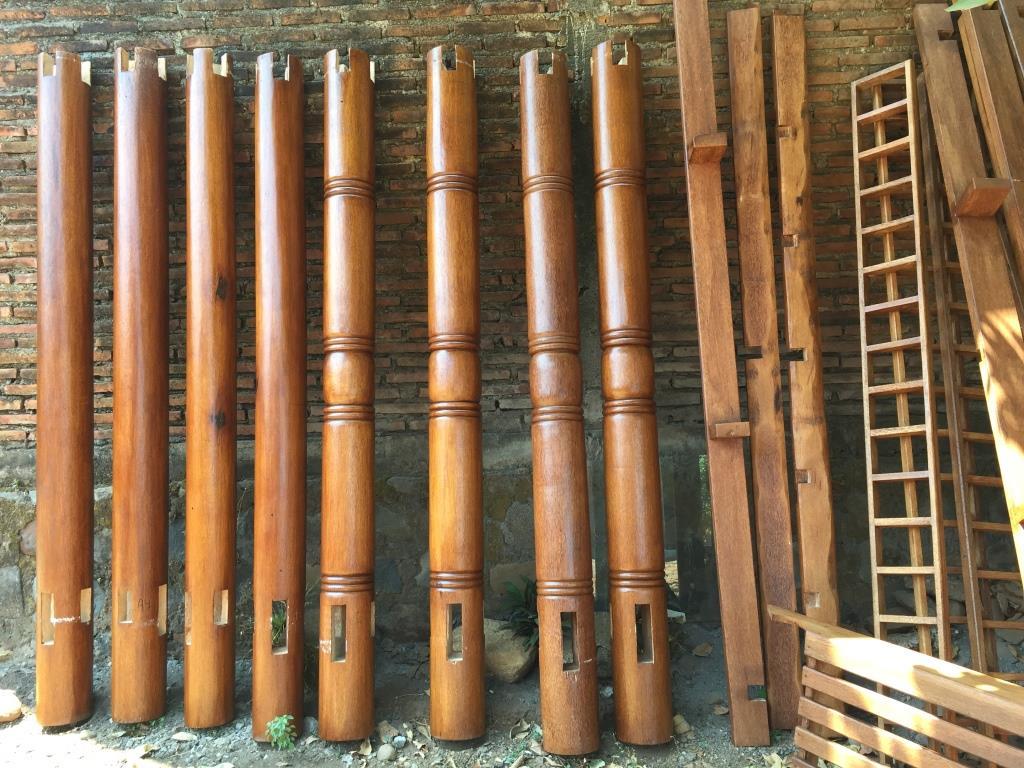 Proses Pembuatan Gazebo di gudang ARINIE GAZEBO √ taman belakang rumah dengan gazebo