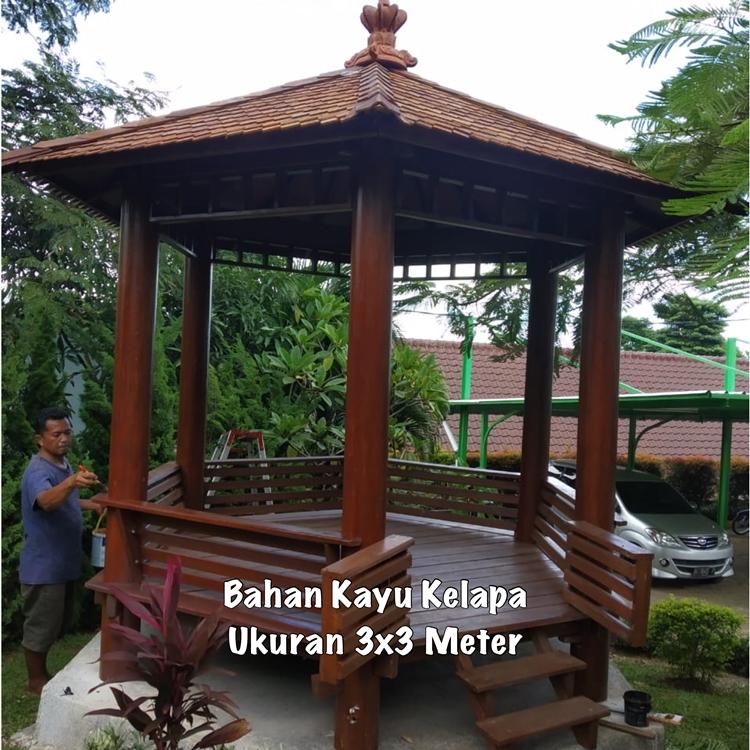 Gazebo Sidrap Bandung ☎ 0852-2748-6411
