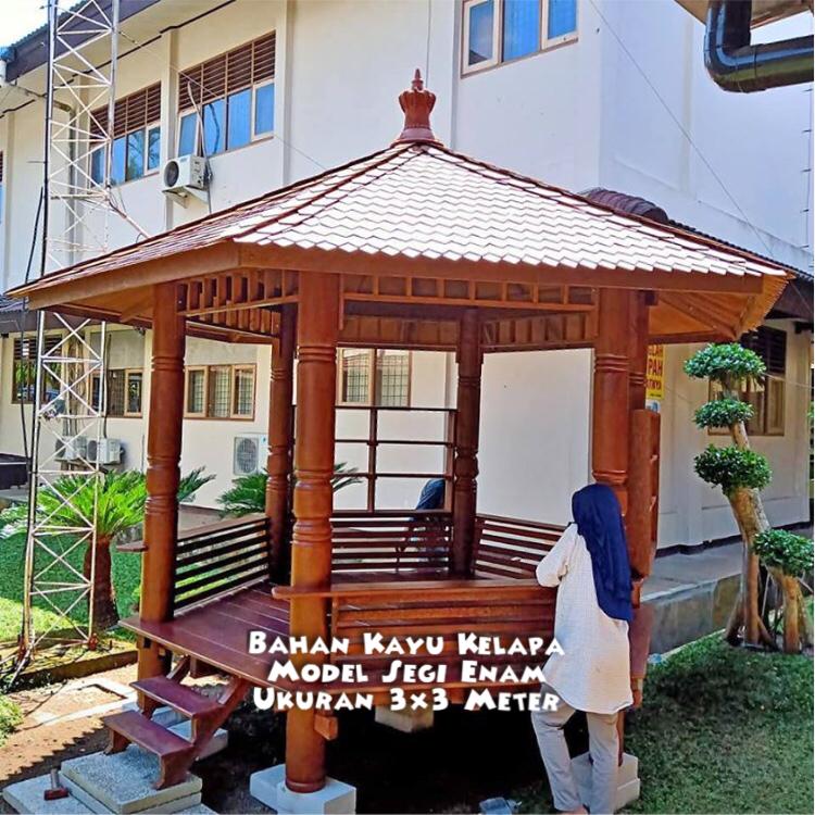 Gazebo Bandung Barat ☎ 0852-2748-6411