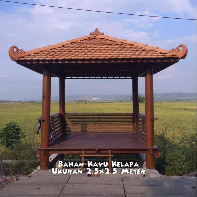 Harga Gazebo Sidrap Purwakarta ☎ 0852-2748-6411